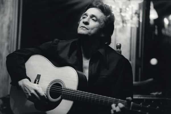 Johnny Cash in 1969