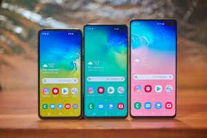 Samsung Galaxy S10 Devices and Galaxy Fold Unveiled