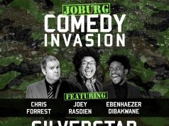 The Joburg Comedy Invasion