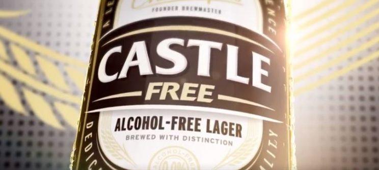 Castle Free Beer