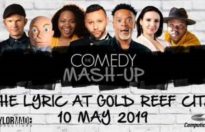The Comedy Mash-Up