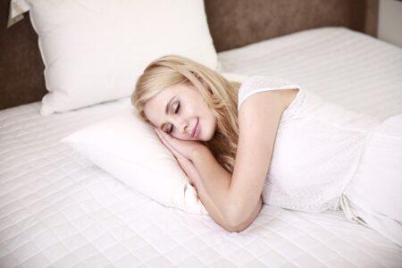 Sleep on Quality Mattress