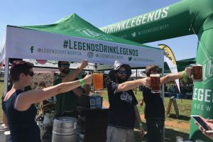 Capital Craft 2019: Beer chat with Legends Brewery