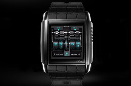 HD3 Slyde - Wrist Watches