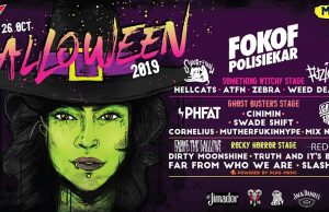 Halloween 2019 Revised Line-up