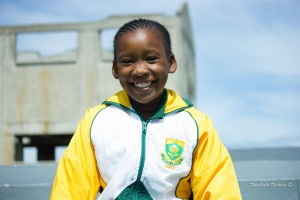 Amahle Zenzile is ready to represent SA