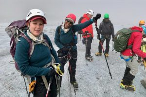 Everest 2020 all-women team intensifies training for expedition