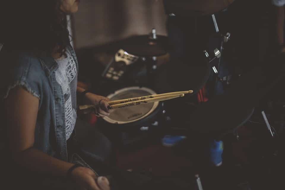 Rock Music Stereotypes - Drummer