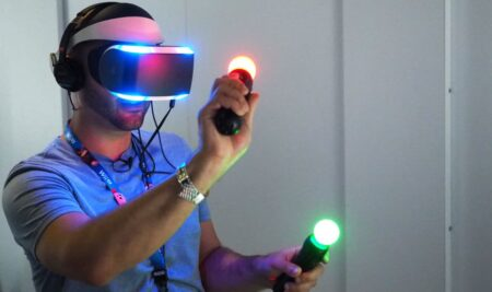 Virtual Reality - Gaming Industry