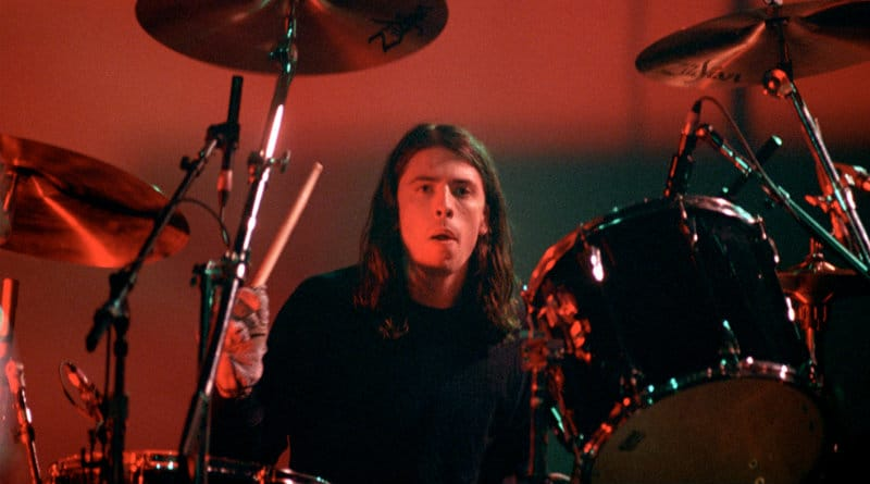Dave Grohl - 1990s Music
