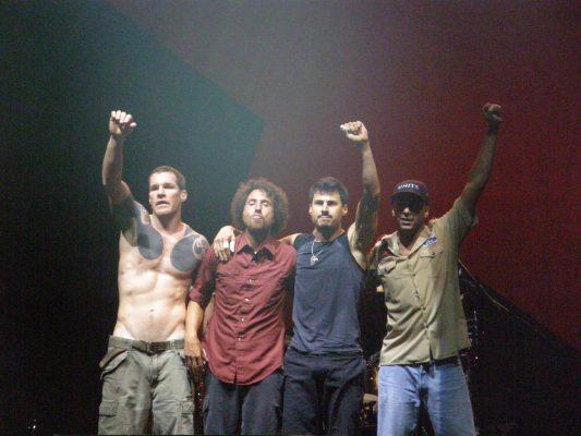 Rage Against The Machine - 1990s Music