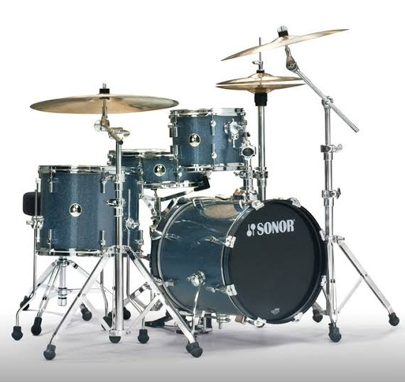 Sonor Safari Drum SSE12 Drum Set