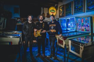 Basson Laubscher & The Violent Free Peace release new video