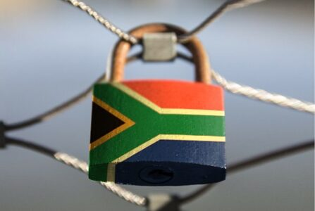 Lockdown in South Africa