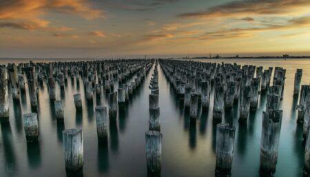 Princes Pier - Landscape Photography in Australia