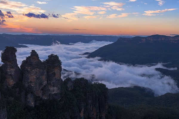 The Blue Mountains - Australia