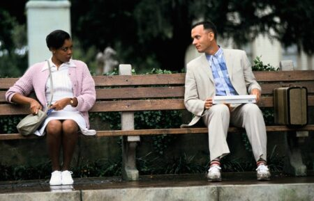 Tom Hanks in Forrest Gump - 1990s Movies