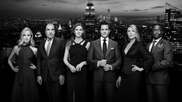 Suits - Crime TV Shows