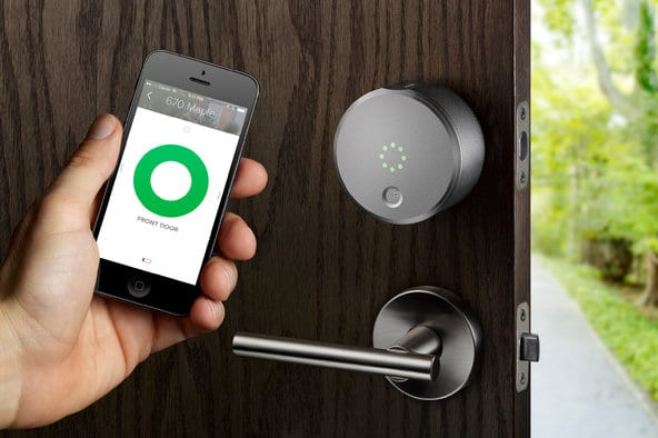 August Smart Lock - IoT