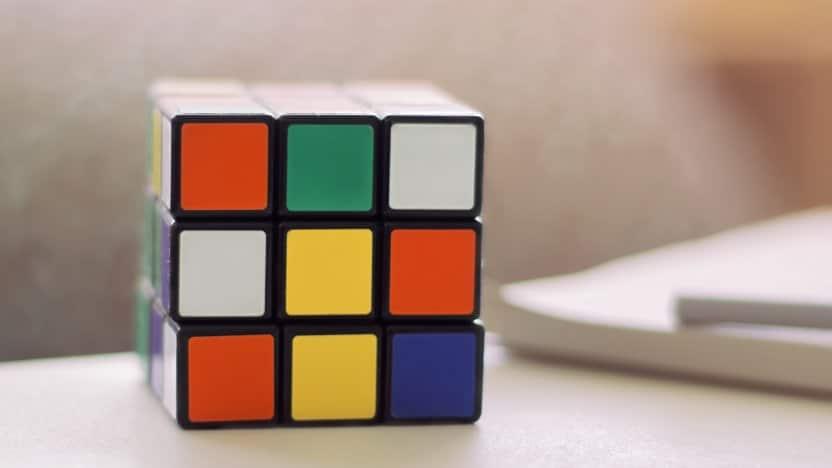 Rubiks Cube - Favorite Games