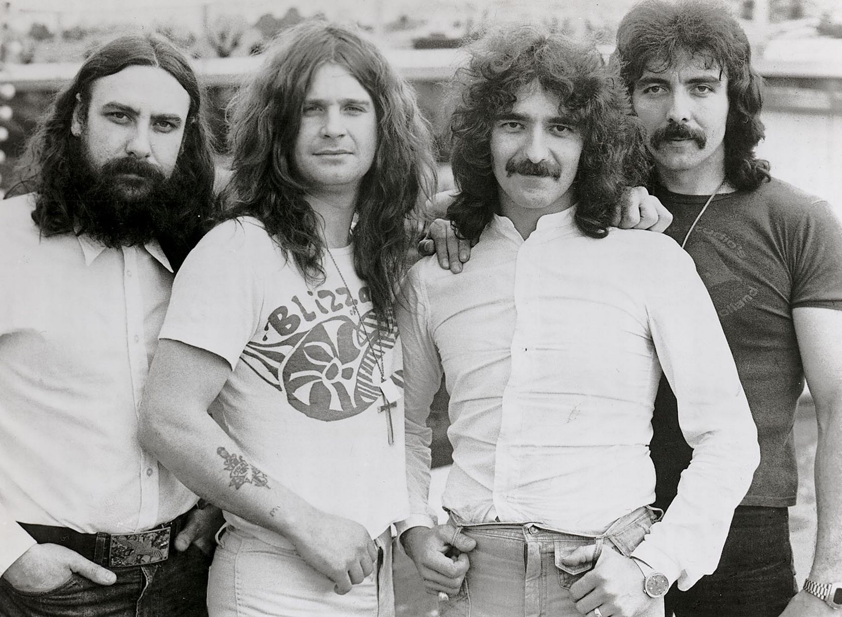 Black Sabbath - Most Influestial British Artists Of All Time