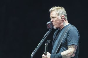 Metallica celebrates James Hetfield's birthday