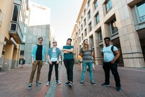 "Nomadic Orchestra release new single: ""Hitman"""