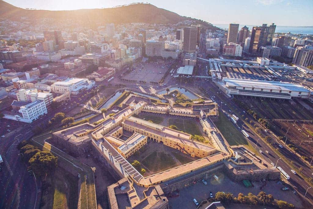 Castle of Good Hope - South Africa Facts