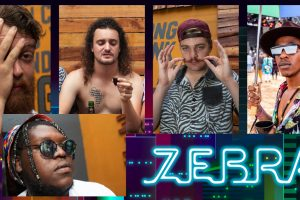 "Zebra release new single: ""Taxi Love"""