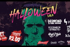 Brace yourself for Halloween 2020 in Pretoria!