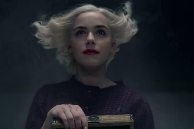 Chilling Adventures of Sabrina - Coming To Netflix in December 2