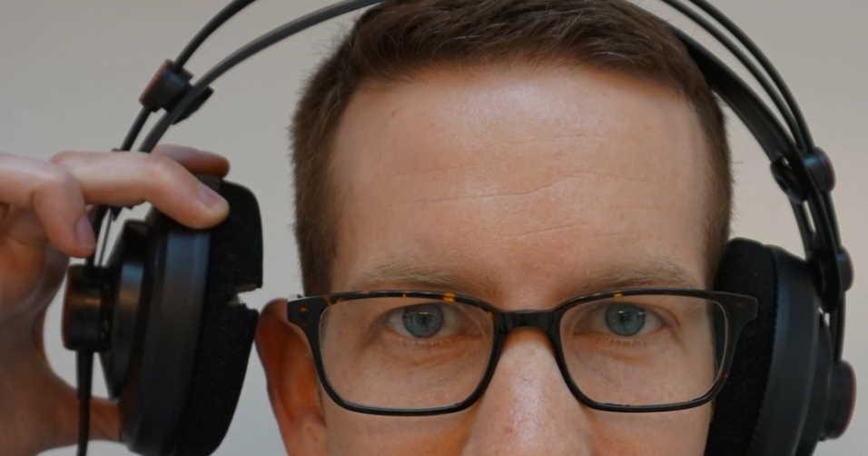 Headphones With Glasses