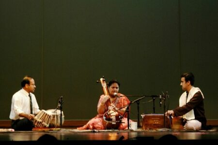 Indian Classic Music - People