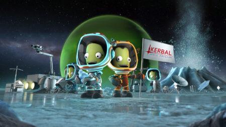 Kerbal Space Program - Online Space Adventure Games