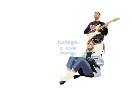 Kollege - A Love Song - New Song