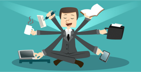 Tips For a More Productive Work Day