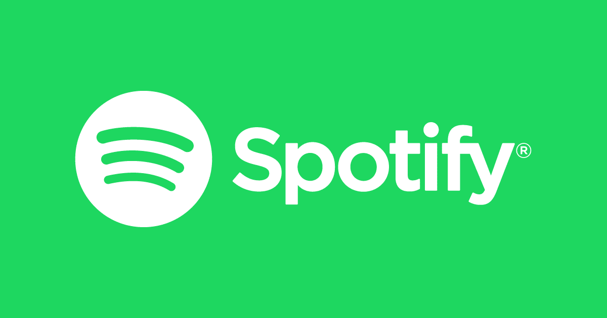 Spotify 2020 Wrapped Personalised Card