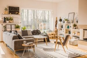 How to Make a Sunroom into Living Space for Autumn & Winter