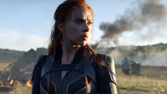 Black Widow - 2021 Movies