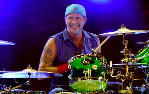 Chad Smith - Interesting Music Facts