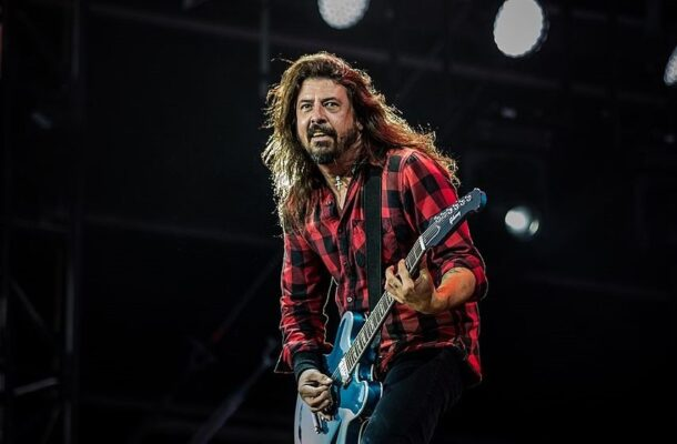 Dave Grohl - Interesting Music Facts
