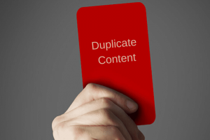 5 Reasons Why Duplicate Content Is Hurting Your Website
