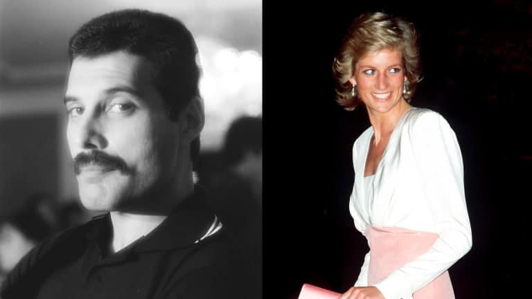 Freddie Mercury & Diana Spencer - Interesting Music Facts