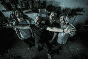 South African punk legends Fuzigish sign to Mongrel Records