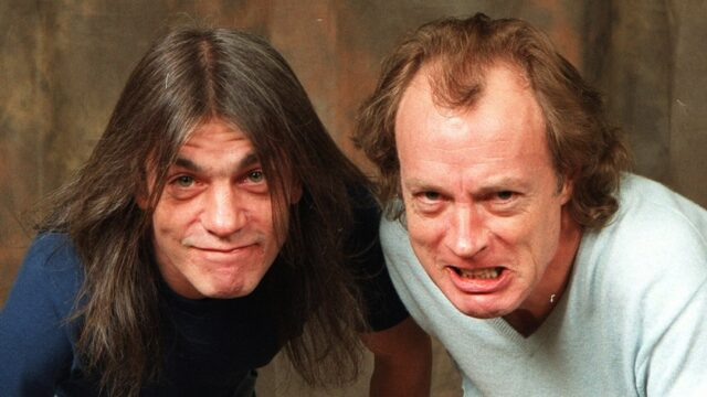 Malcolm and Angus Young - Interesting Music Facts