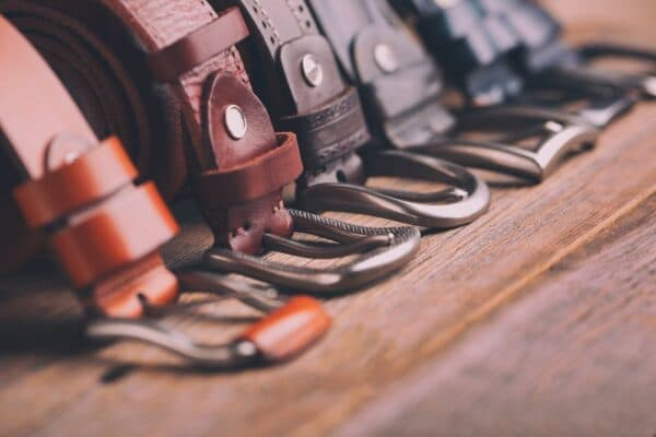 Mens Leather Belts - Look Sharp in 2021
