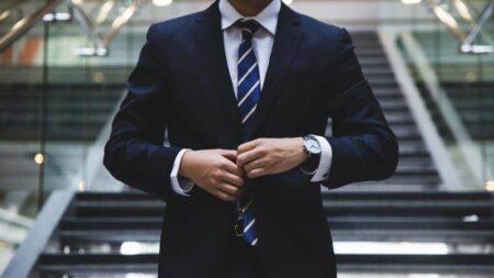 Mens Suit - Look Sharp