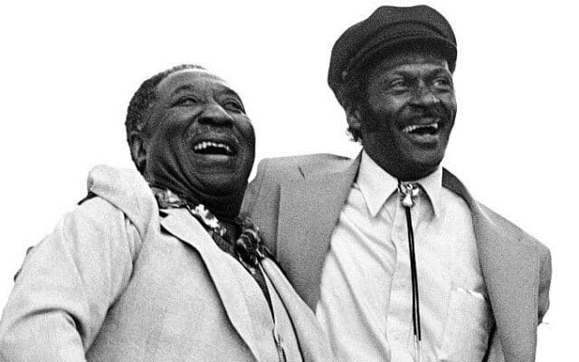 Muddy Waters and Chuck Berry - Interesting Music Facts