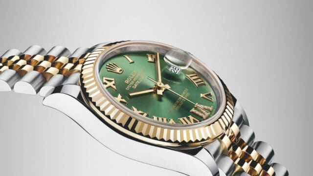 Rolex Datejust - Look Sharp