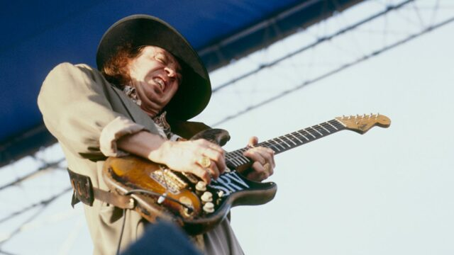 Stevie Ray Vaughan - Interesting Music Facts